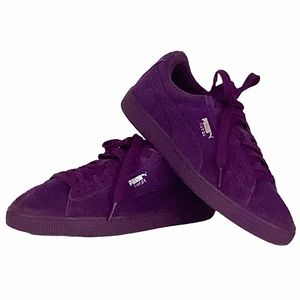 PUMA Suede Youth Classic Sneakers Imperial Purple